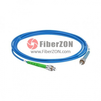 1M FC UPC to LC UPC Slow Axis Polarization Maintaining PM SMF Fiber Patch Cable1550nm