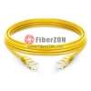 Cat6 Snagless Unshielded (UTP) Ethernet Network Patch Cable, Orange LSZH, 60m (196.85ft)