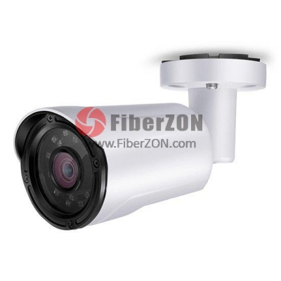 3MP Indoor/Outdoor Bullet IP Cameras With Infrared