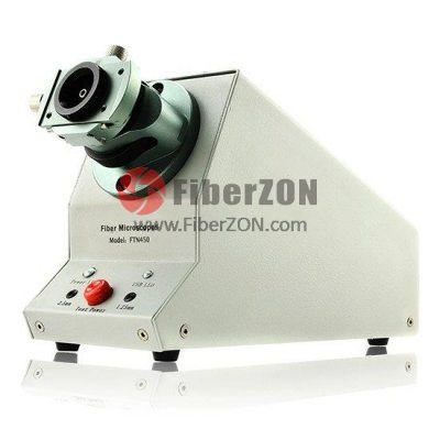 400X Desktop Video Threedimensional Microscope With 2.5mm & 1.25mm Adapters