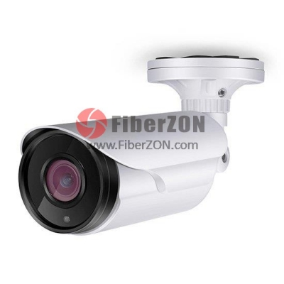 4MP Indoor/Outdoor Varifocal Bullet IP Cameras With Infrared & Optical Zoom