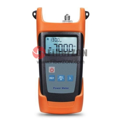 FOPM104 Handheld Optical Power Meter(50~+30dBm) with Fixed FC Connector