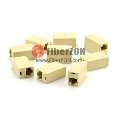 One Connector RJ45 Cable Dualhead Network Extension of the Interface Adapter