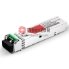 AlcatelLucent iSFPGIGLH70 Compatible 1000BASELH70 SFP 1550nm 70km DOM Transceiver