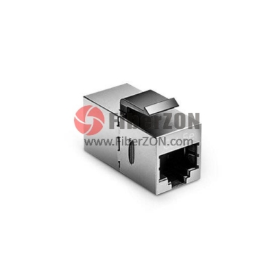 Cat5e RJ45 (8P8C) Shielded Coupler Keystone Insert Module