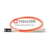 1M VF45 to SC Duplex OM2 Multimode Fiber Optic Patch Cable