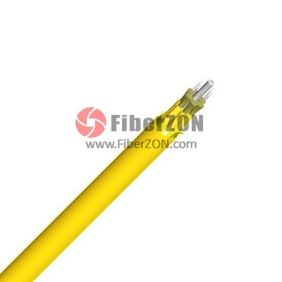 900m SingleFiber Multimode 62.5/125 OM1, Riser, Corning Fiber, Indoor TightBuffered Interconnect Fiber Optical Cable