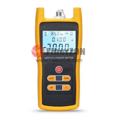 FOPM101 Handheld Optical Power Meter(70~+6dBm) with Fixed FC Connector