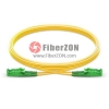 5M E2000 APC to E2000 APC Duplex 2.0mm LSZH 9/125 Single Mode Fiber Patch Cable