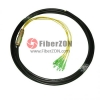 8Fiber Multimode 62.5/125 FC/SC/ST/LC Waterproof Fiber Optic Pigtail