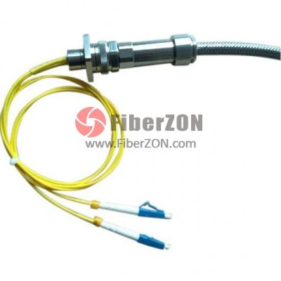 IP67 Harsh Environment Tactical Type (Plug) to LC/SC/FC/ST Connector