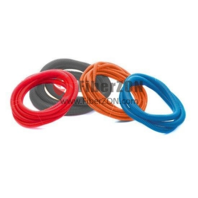 2'' Inside Diameter Colored Polyethylene Wireloom/Convoluted Tubing PEAD54FS