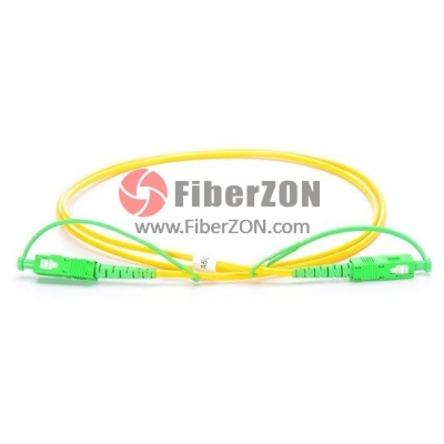 1M SC UPC to SC UPC Slow Axis Polarization Maintaining PM SMF Fiber Patch Cable1550nm