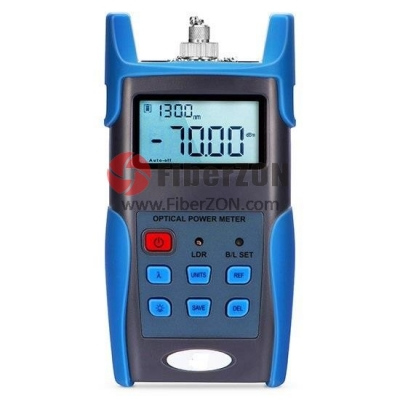 FOPM109 Handheld Optical Power Meter(50~+26dBm)
