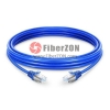 Cat6a Snagless Shielded (STP) Ethernet Network Patch Cable, Blue PVC, 7m (22.97ft)