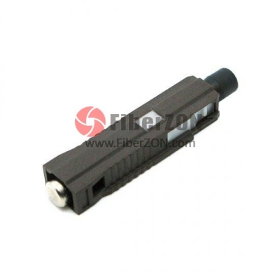MU/PC 9/125m Singlemode Low Reflection Fiber Optic Terminator Connector