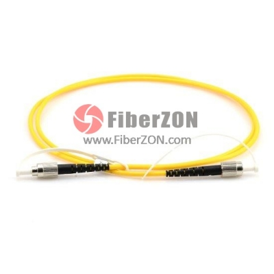 1M FC APC to FC APC Slow Axis Polarization Maintaining PM SMF Fiber Patch Cable1550nm