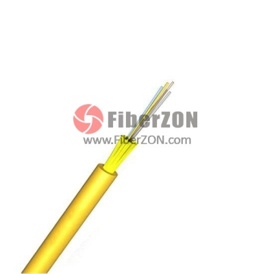 Custom 224 Fibers, LSZH, NonArmored, Glass Yarn Strength Member, TightBuffered Indoor/Outdoor Cable