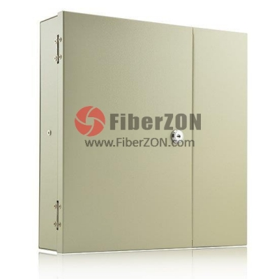 12 Fibers Indoor Wall Mountable Fiber Terminal Box as Distribution Box FS(05)A24A12C