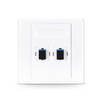 Fiber Optic Wall Plates