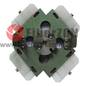 Polishing Fixture/Holder for APC 8 Ferrules