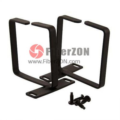 2U Vertical Cable Management DRing
