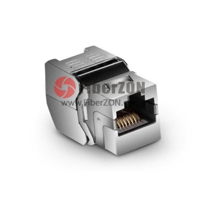 Cat5e RJ45 (8P8C) Shielded Toolless Keystone Jack