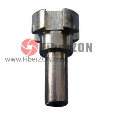 Stainless Steel Ferrule Flange for LC Fiber Connector